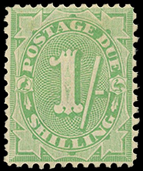 AUSTRALIA 1908  SGD58 Postage Due