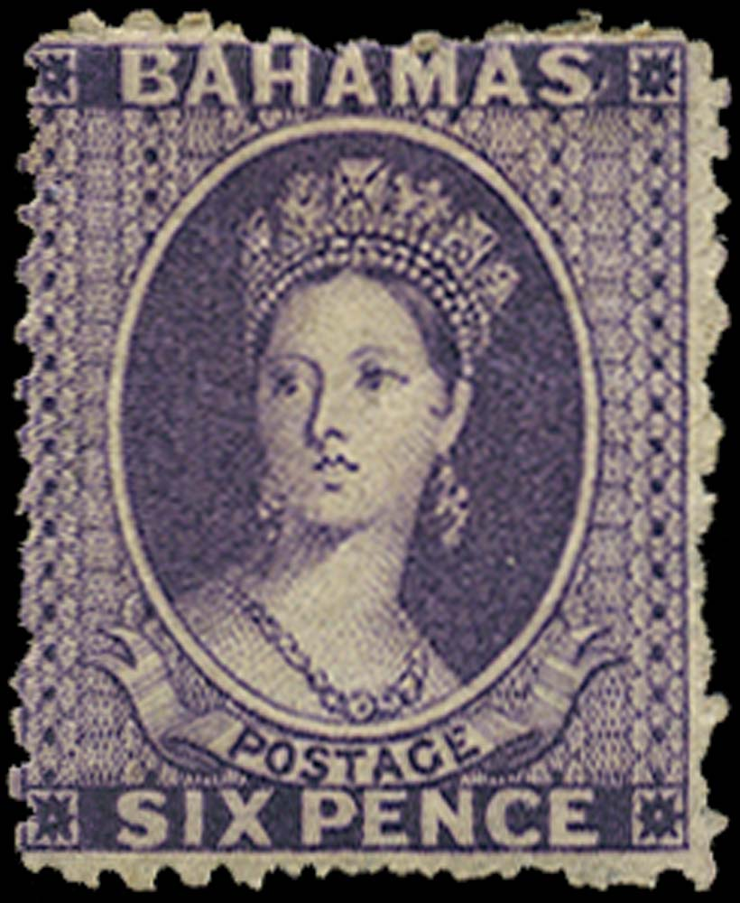 BAHAMAS 1863  SG32x Mint