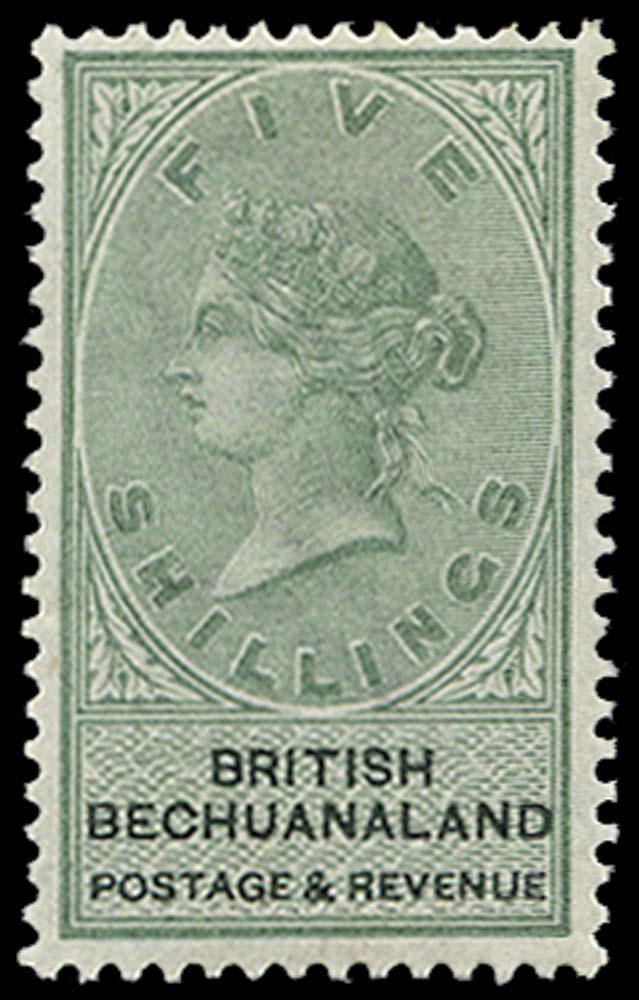 BECHUANALAND 1888  SG18 Mint