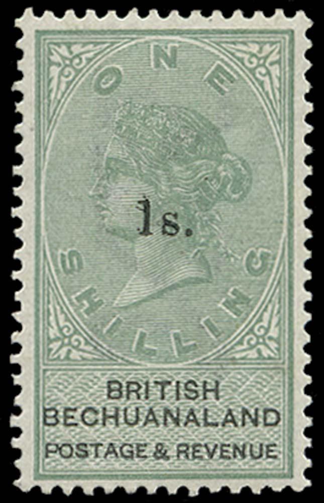 BECHUANALAND 1888  SG28 Mint