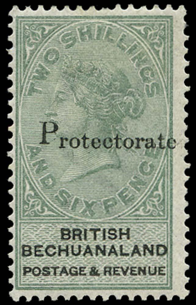 BECHUANALAND 1888  SG48 Mint