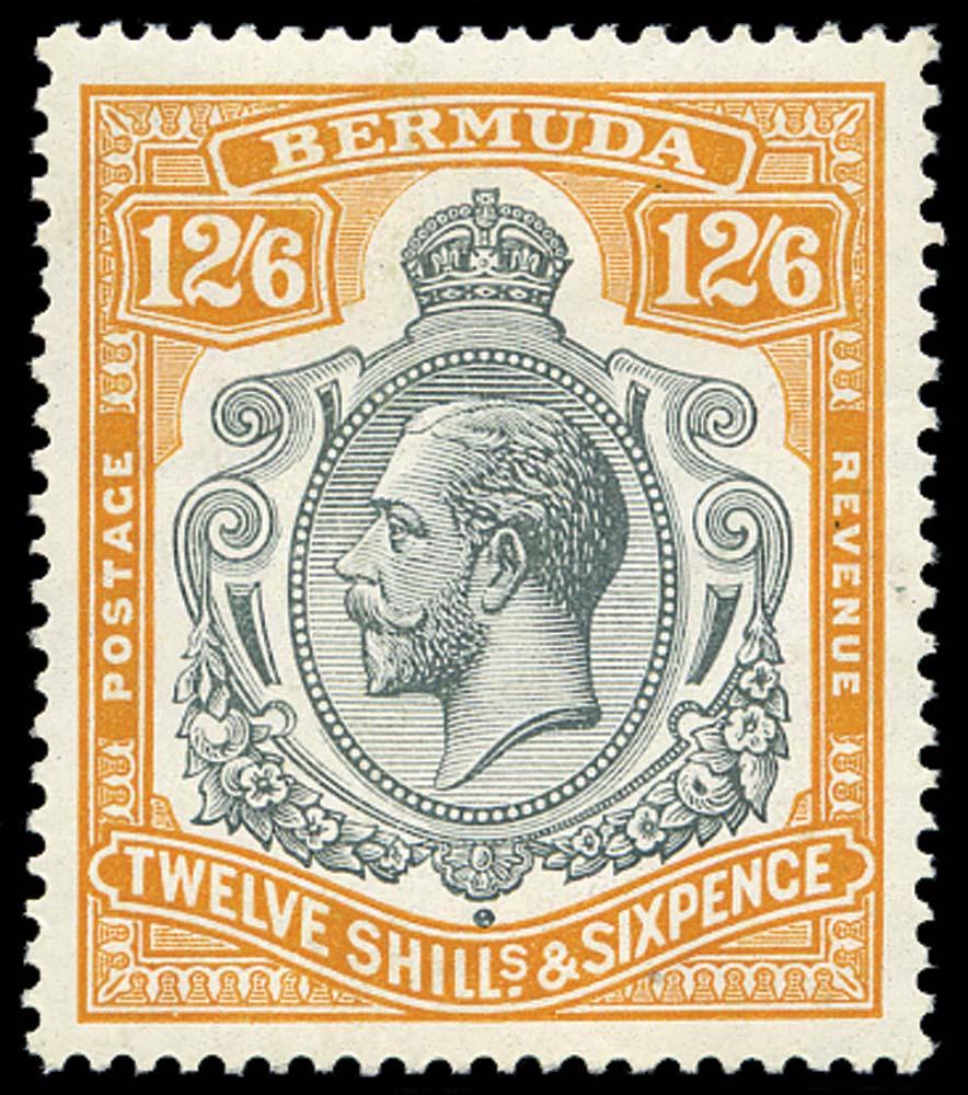 BERMUDA 1924  SG93 Mint