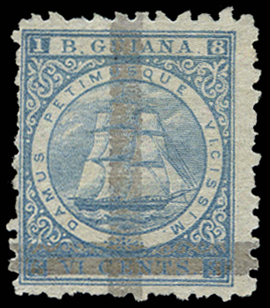 BRITISH GUIANA 1878  SG141 Mint