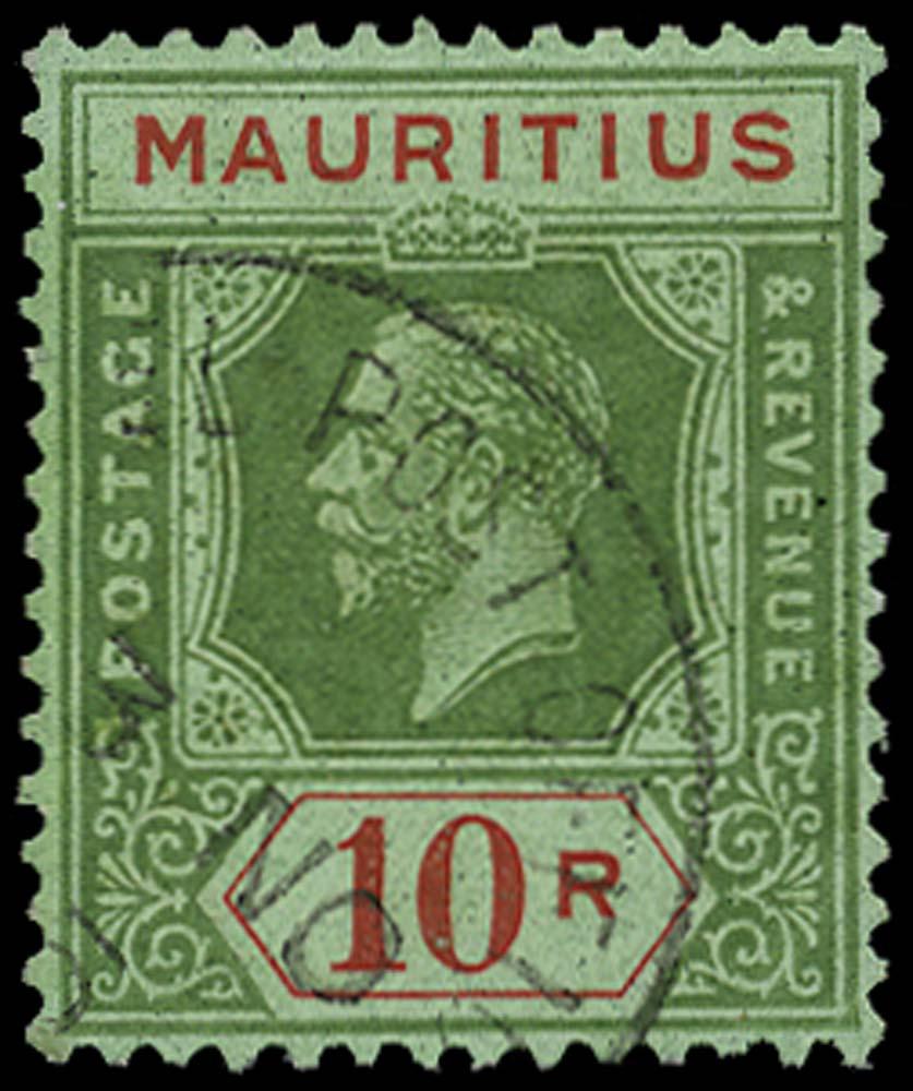 MAURITIUS 1921  SG241 Used