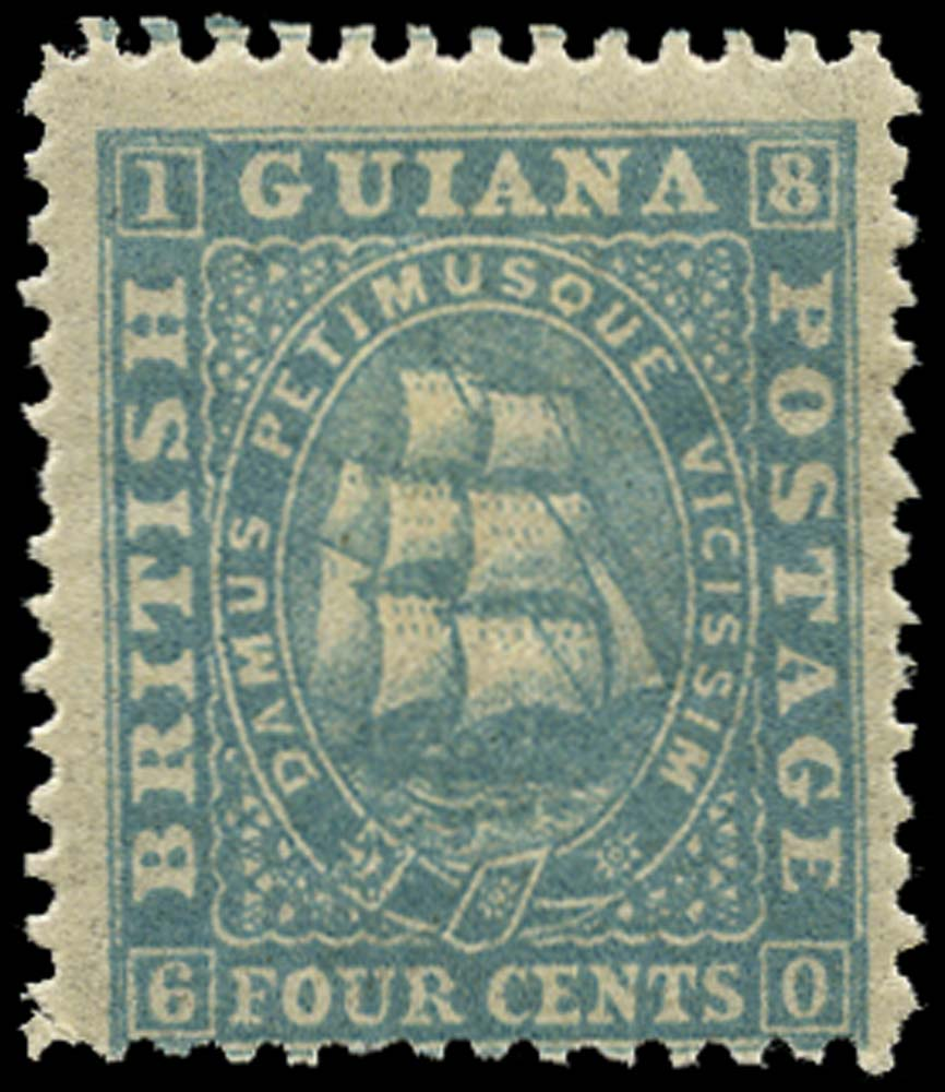 BRITISH GUIANA 1862  SG60 Mint