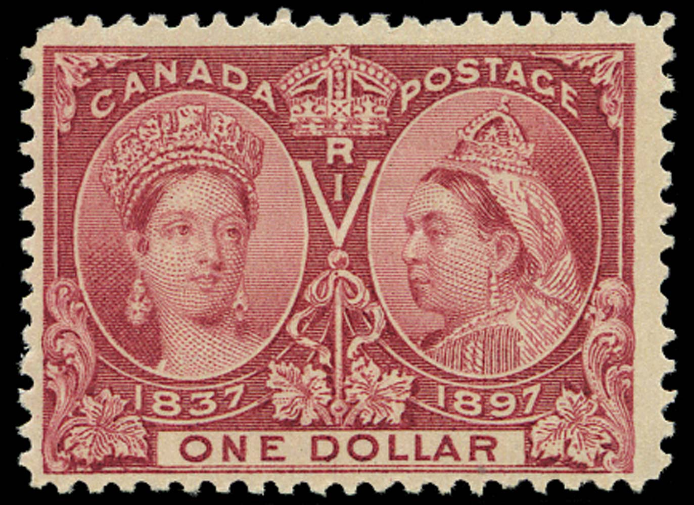 CANADA 1897  SG136 Mint