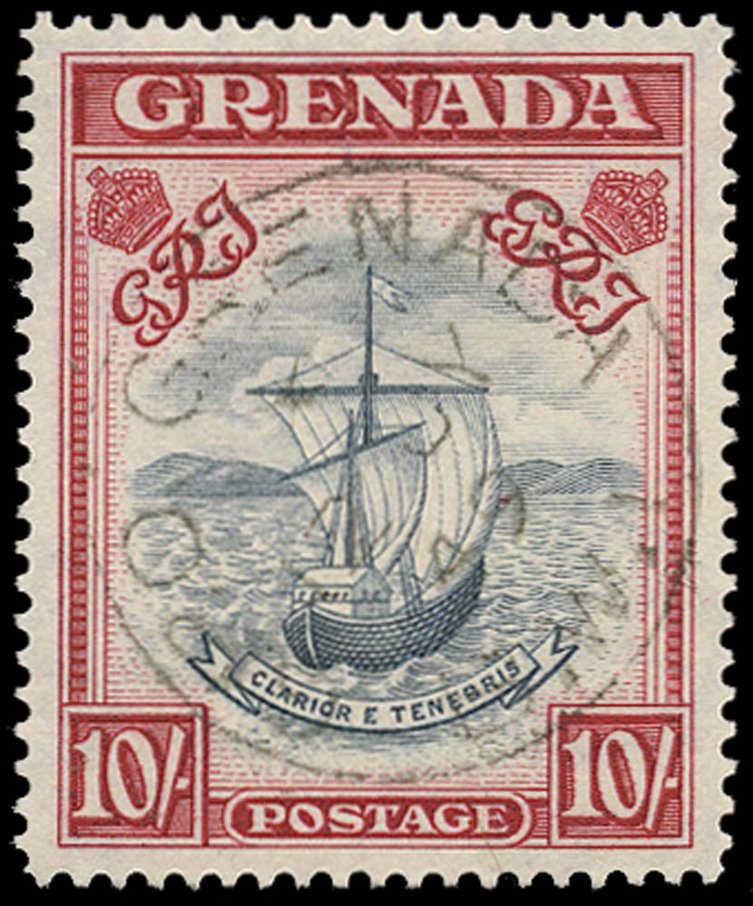 GRENADA 1938  SG163f Used