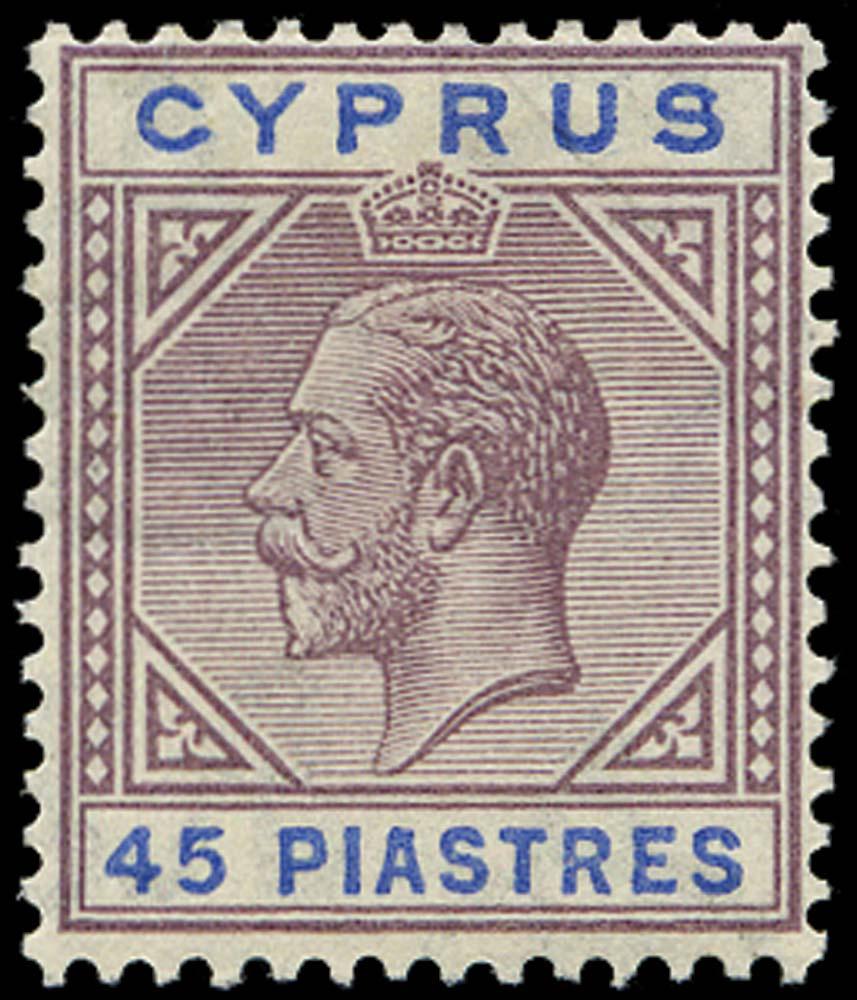 CYPRUS 1921  SG99 Mint