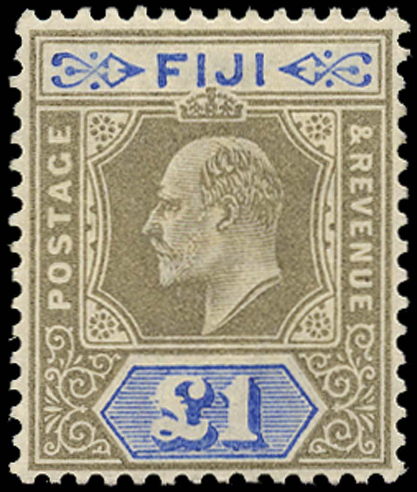 FIJI 1903  SG114 Mint