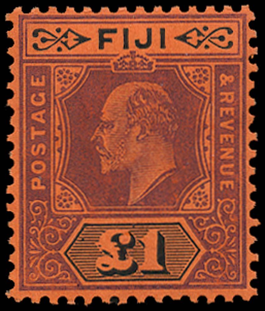 FIJI 1906  SG124 Mint