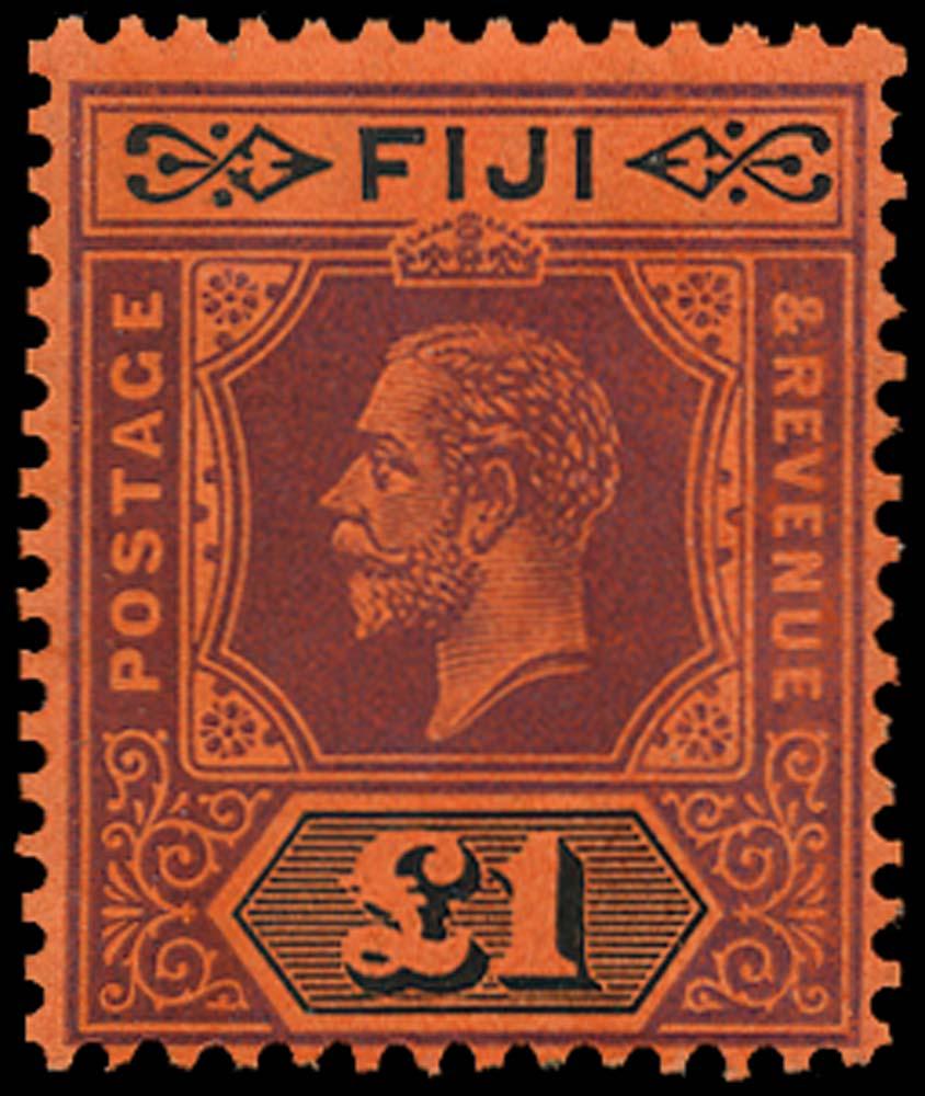 FIJI 1912  SG137 Mint