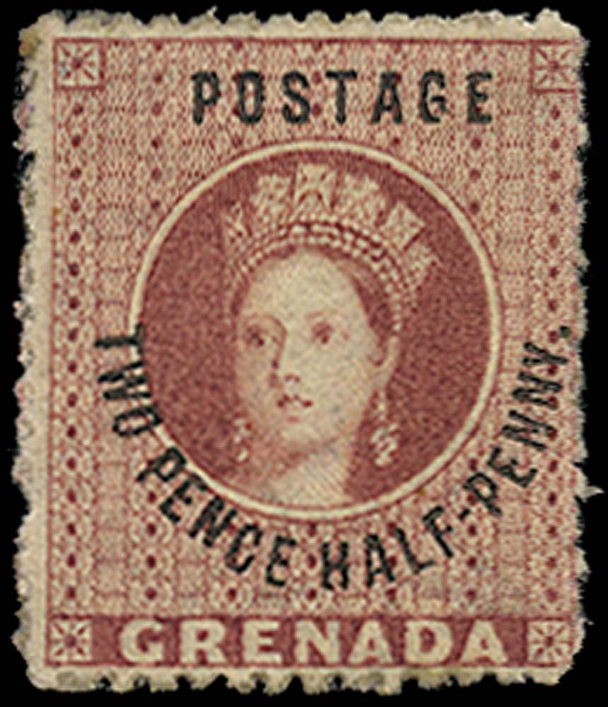 GRENADA 1881  SG22 Mint