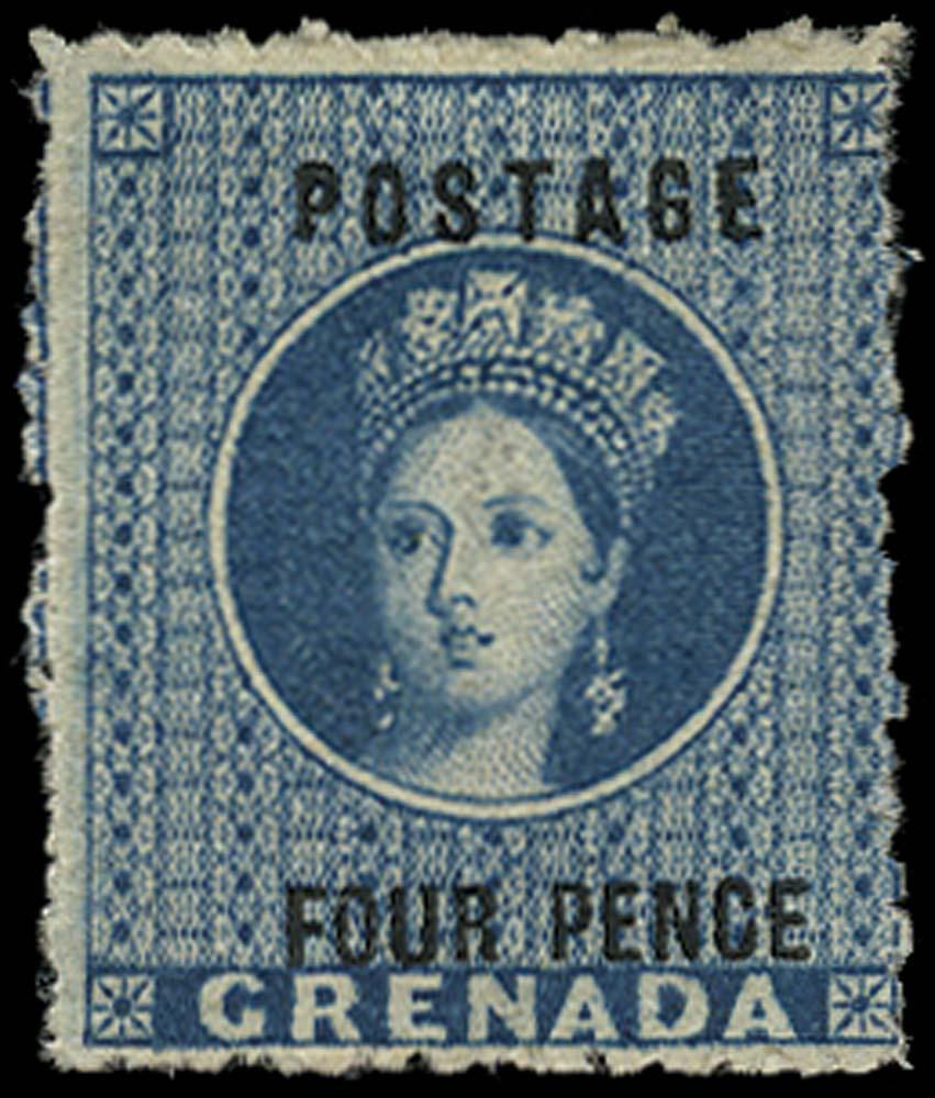 GRENADA 1881  SG23 Mint
