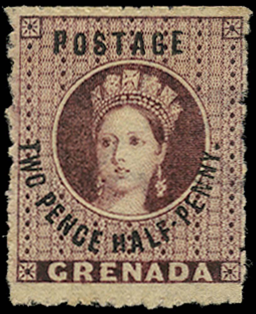 GRENADA 1881  SG25c Mint