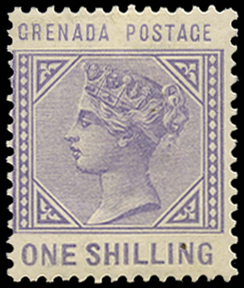 GRENADA 1883  SG36 Mint