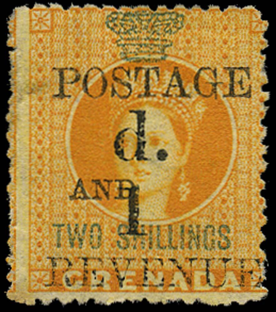 GRENADA 1890  SG44 Mint
