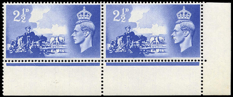 GB 1948  SGC2a Mint