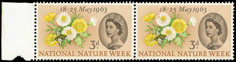 GB 1963  SG637a Mint