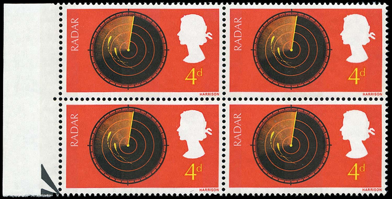 GB 1967  SG752a Mint