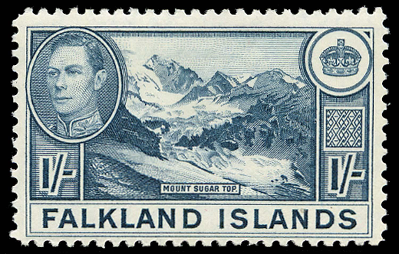 FALKLAND ISLANDS 1938  SG158a Mint