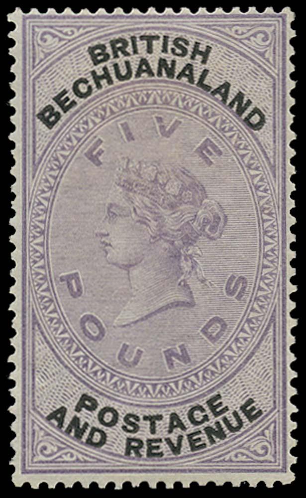 BECHUANALAND 1888  SG21 Mint