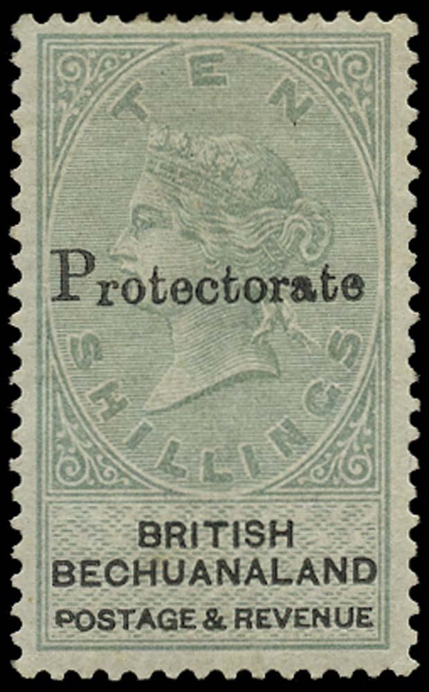 BECHUANALAND 1888  SG50 Mint