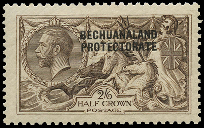 BECHUANALAND 1913  SG83a Mint