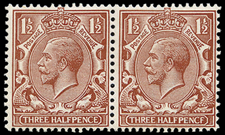 GB 1912  SG362a Mint