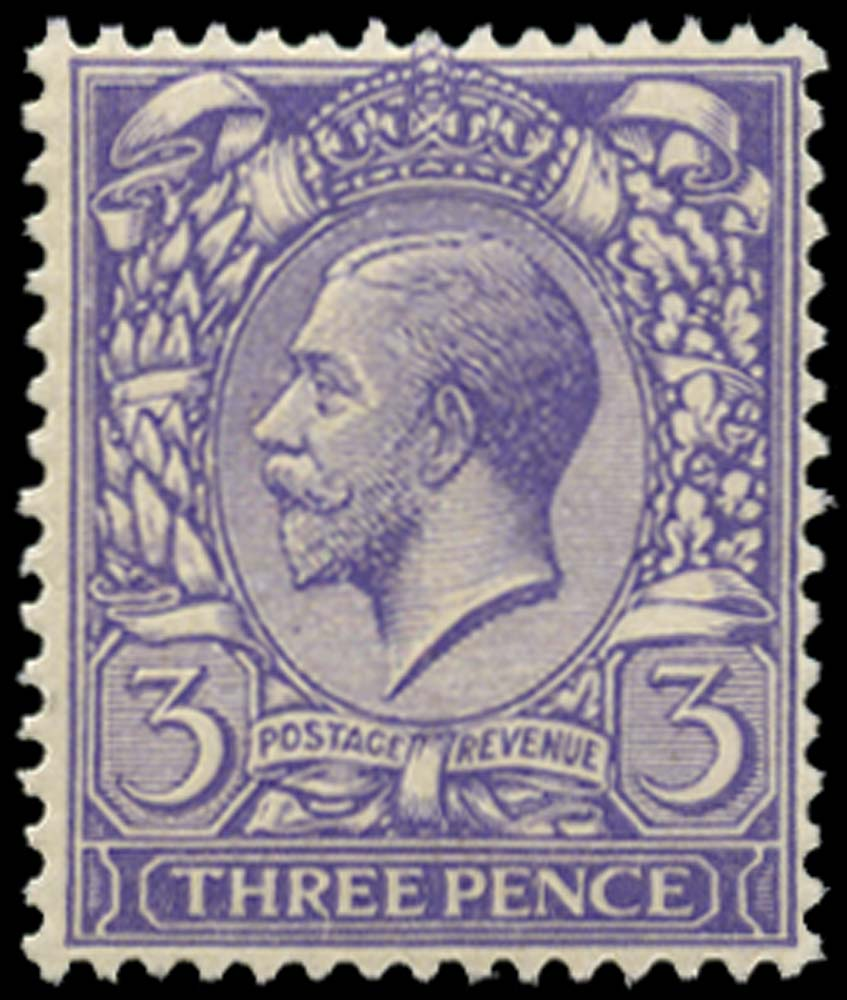 GB 1912  SG375wj Mint Wmk Reversed M/M