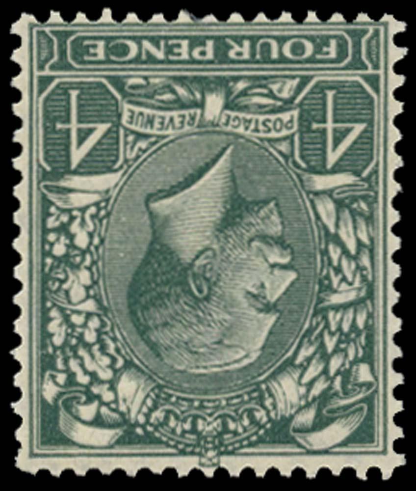 GB 1924  SG424wi Mint (Wmk. Block cypher, Inverted) Unused o.g.