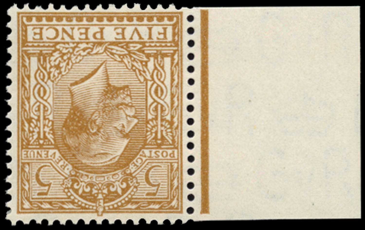 GB 1924  SG425wi Mint watermark inverted M/M