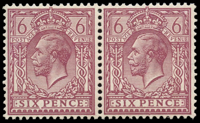 GB 1920  SG385a Mint Perf 14,