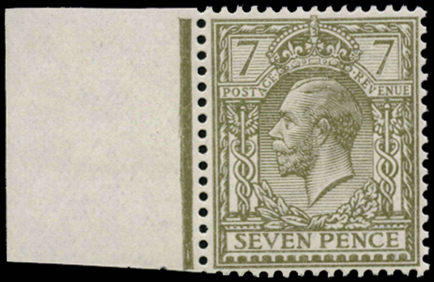 GB 1913  SG387 Mint U/M example