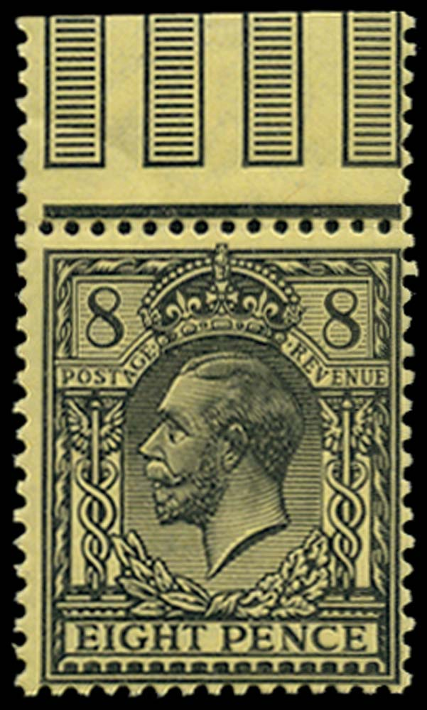 GB 1913  SG390 Mint U/M example