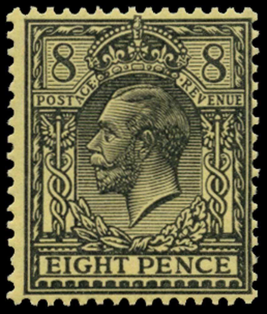 GB 1913  SG390 Mint U/M example