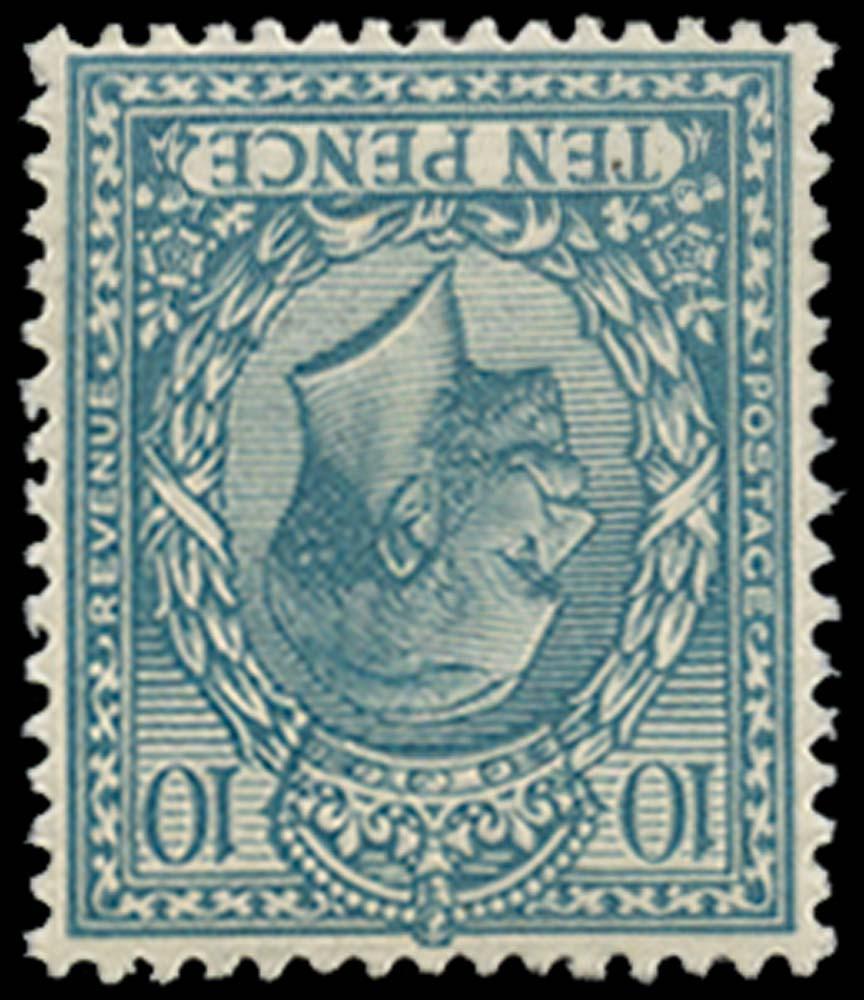 GB 1913  SG394wk Mint Wmk Inv & Rev, M/M example