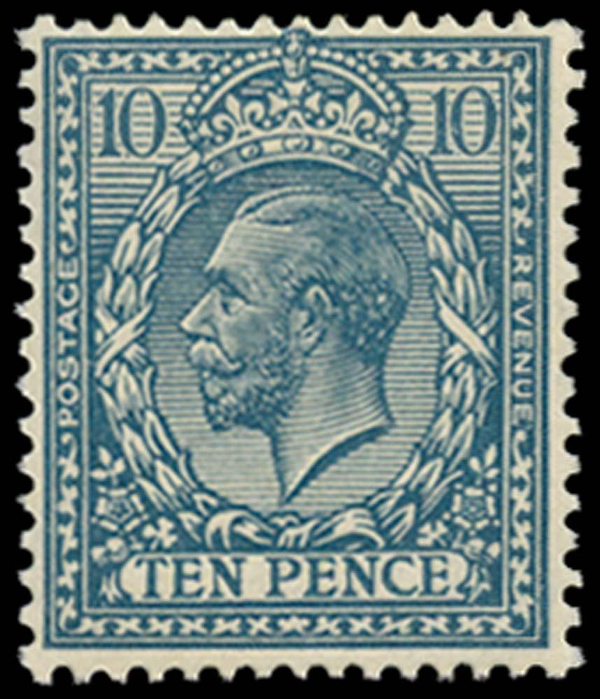GB 1924  SG428var Mint U/M example