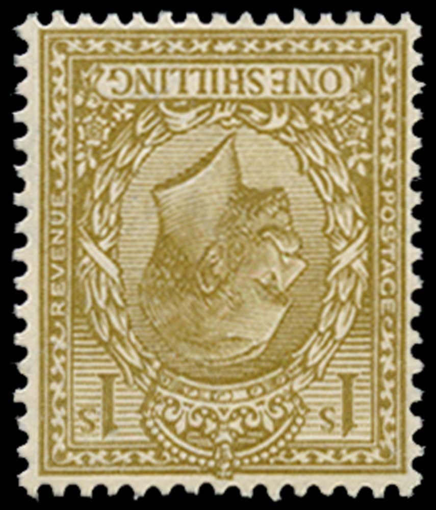 GB 1913  SG395wi Mint Wmk Inverted M/M example