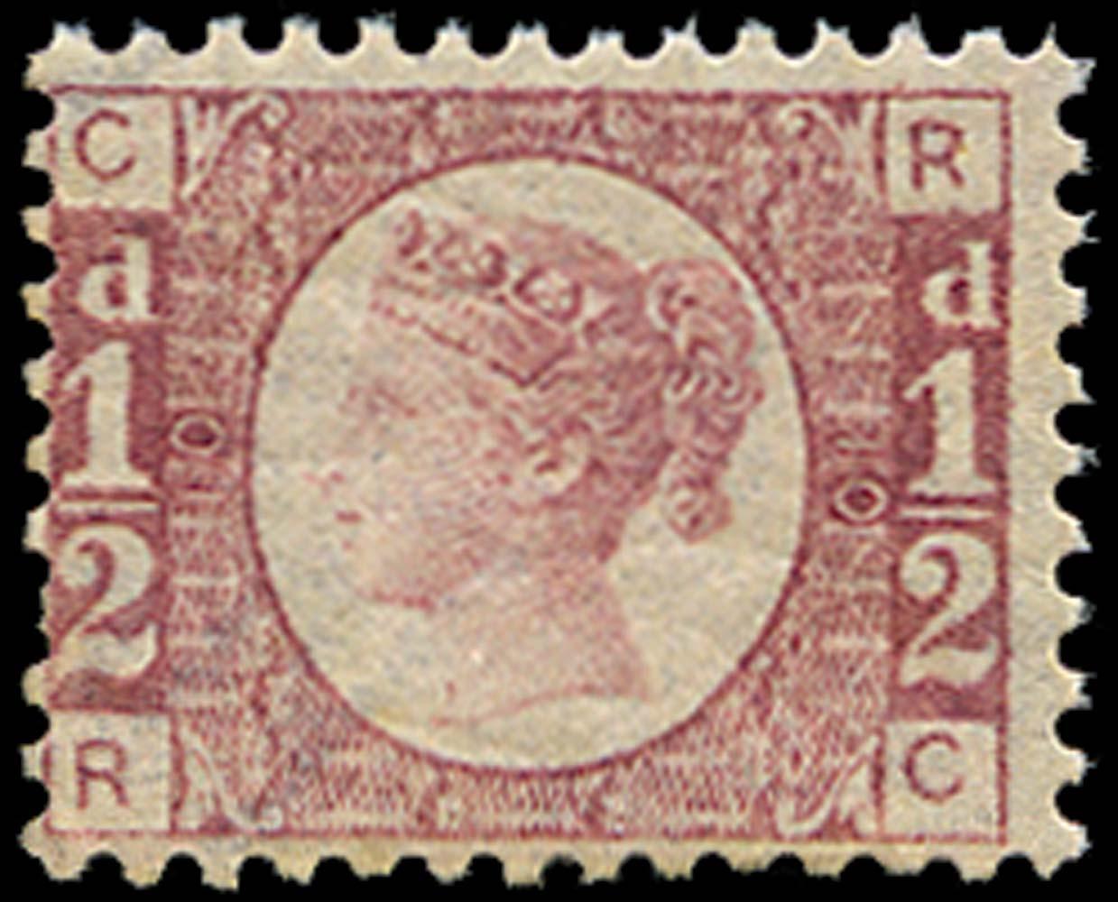 GB 1870  SG48 Pl.10 Mint M/M example (RC)