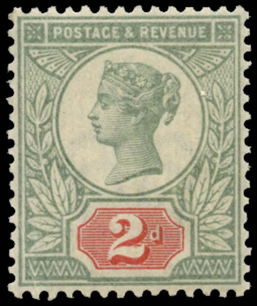 GB 1887  SG199 Mint