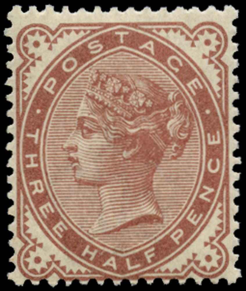GB 1880  SG167 Mint