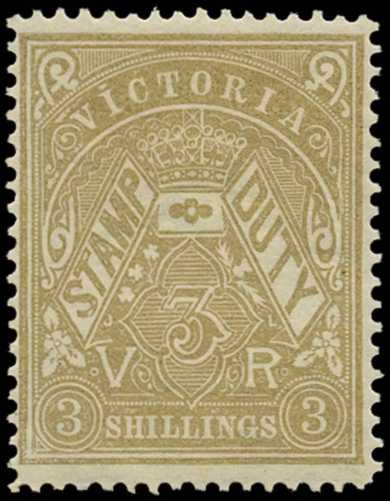 VICTORIA (AUS) 1885  SG268 Mint