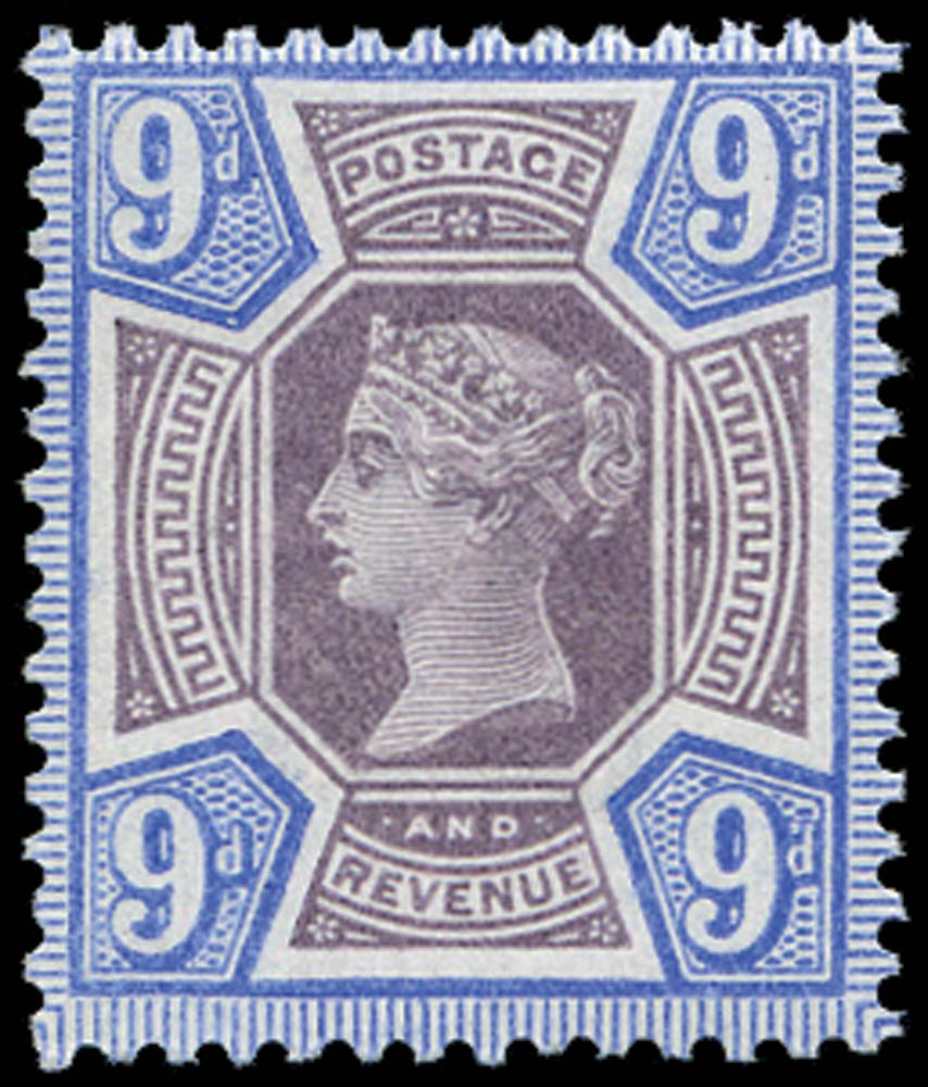 GB 1887  SG209 Mint U/M example