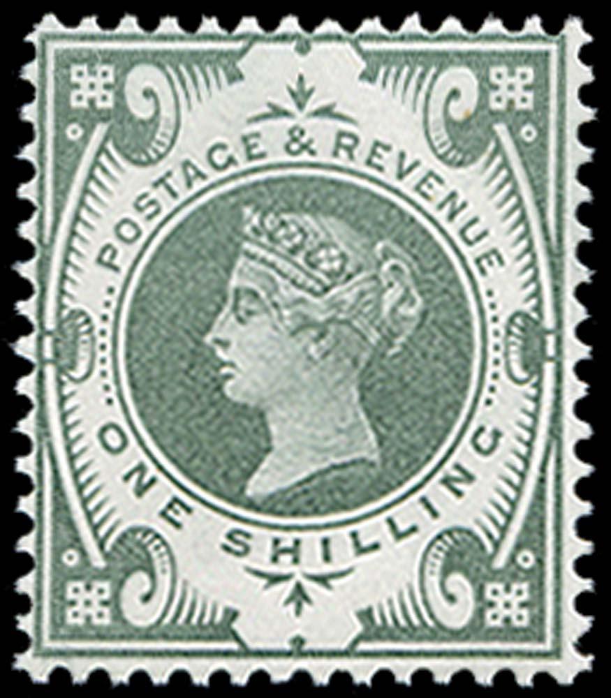 GB 1887  SG211 Mint U/M example