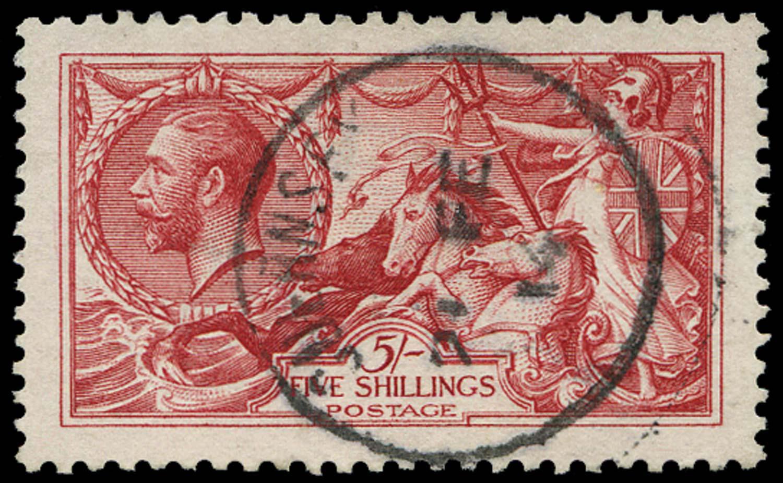 GB 1913  SG401var Used