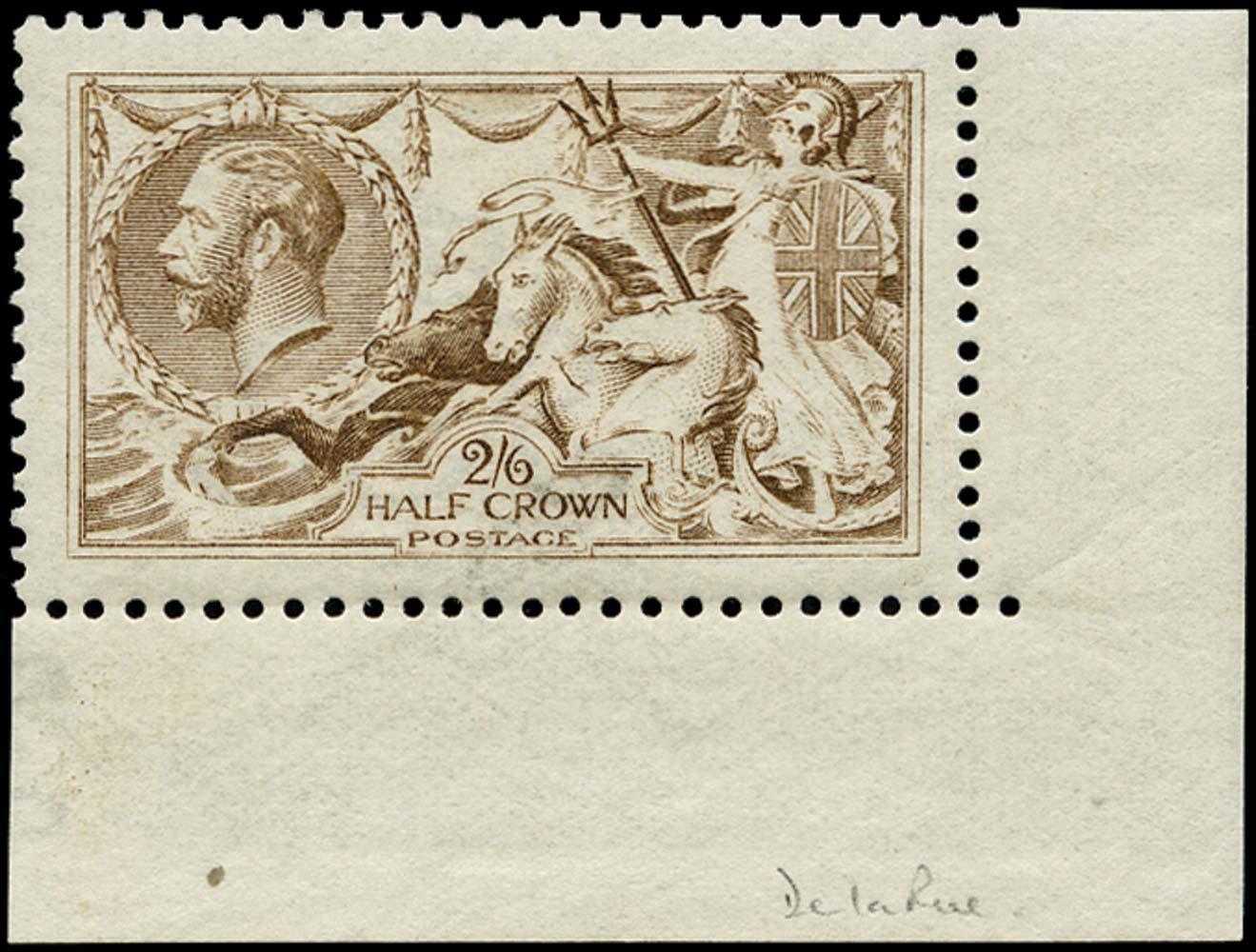 GB 1915  SG407 Mint Unused o.g.