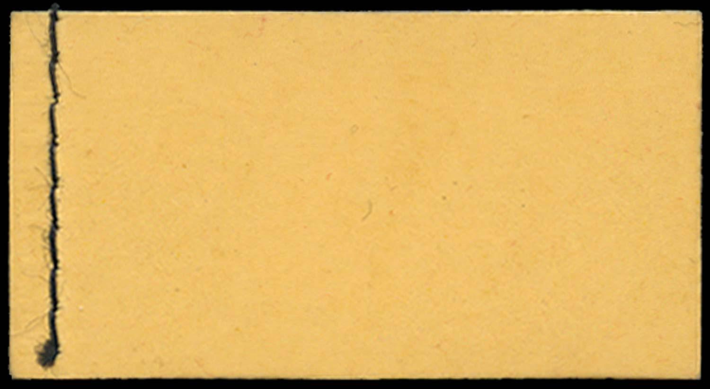 GB 1938  SGBD1 Booklet