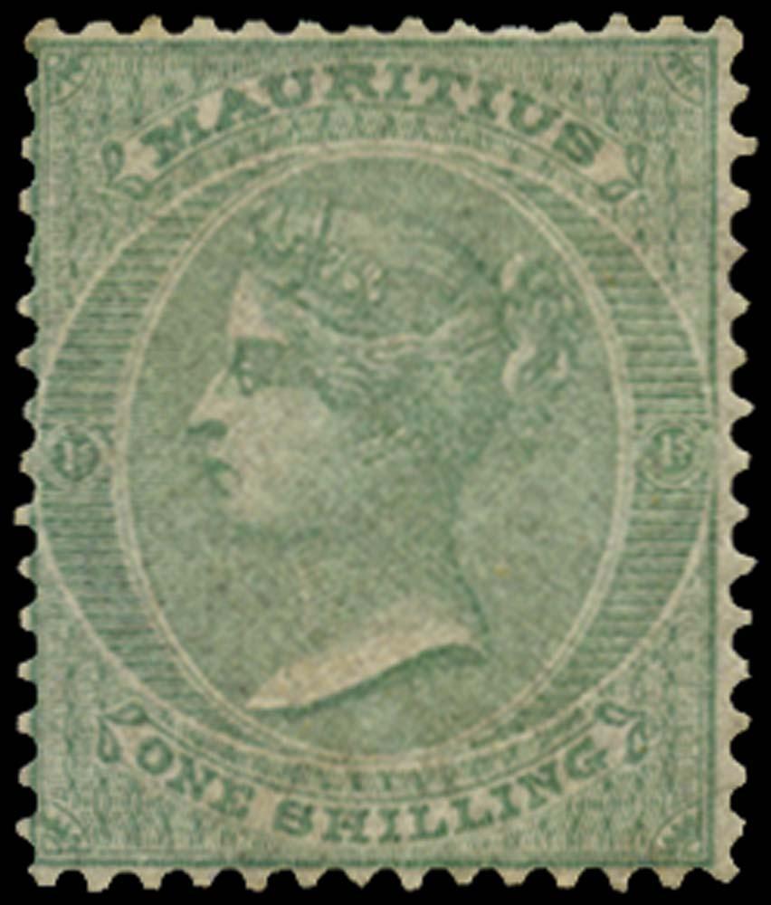 MAURITIUS 1860  SG53 Mint