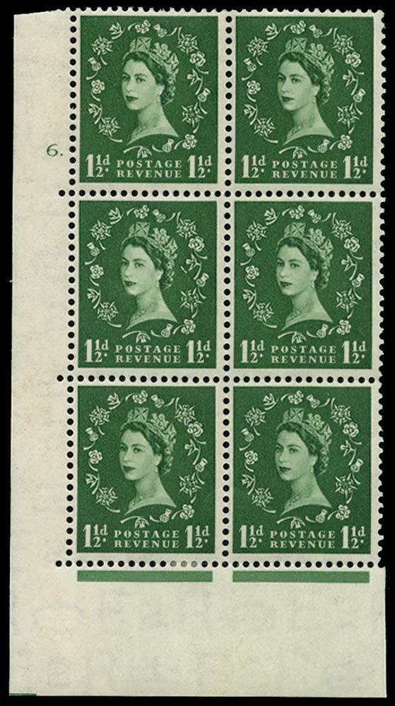 GB 1952  SG517d Mint -