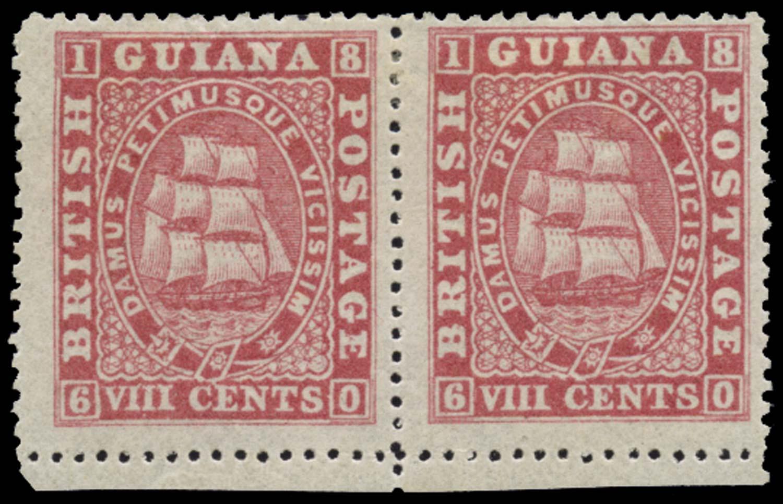 BRITISH GUIANA 1863  SG112 Mint
